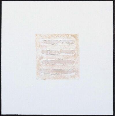 Len Klikunas, 'Beige Strata Pattern: Gobi', 2018