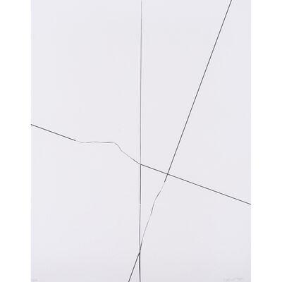 François Morellet, 'Géométrie n°141', 1983