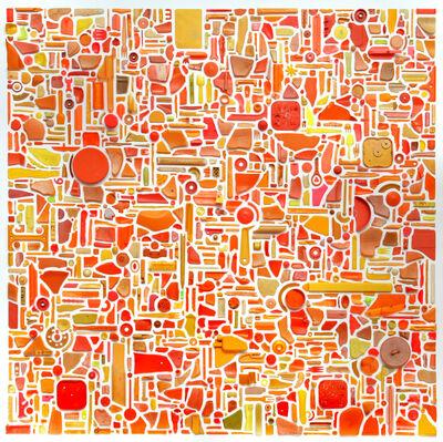 Steve McPherson, 'Orange No. 1', 2012