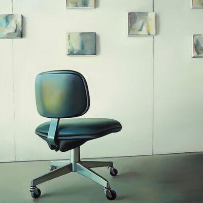 Ada Sadler, 'John's Studio Chair #2', 2018