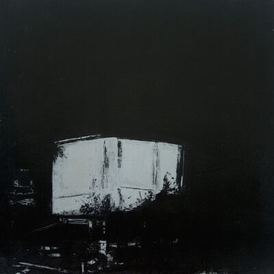 Gustavo Abascal, 'Concrete island', 2015