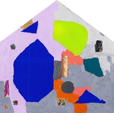 Teppei Kaneuji, 'ZONES (House) #2', 2019