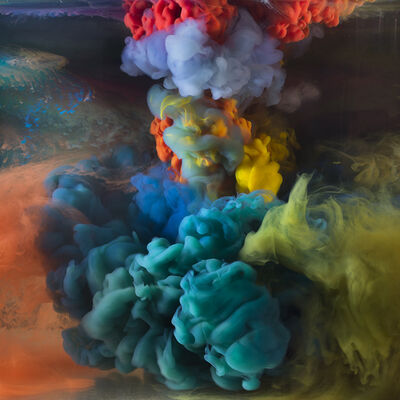 Kim Keever, 'Abstract 46683', 2019