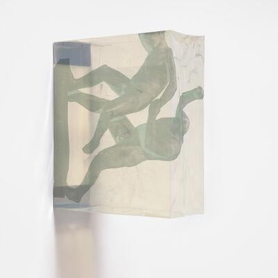 Lena Henke, 'She Said Something Like: Don't Let Me Walk The Stairs Again I Said: But You Live There Box 1', 2013