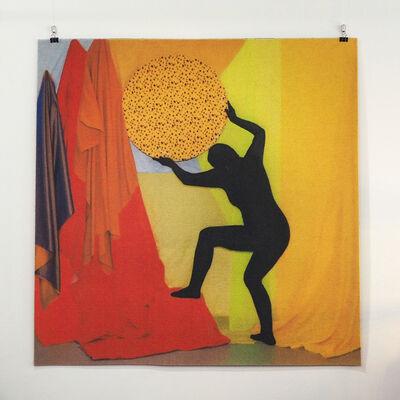 Lyubov Matyunina, 'Sisyphus Carpet', 2018