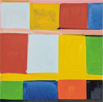 Stanley Whitney, 'Slow Walk No. #2', 2016