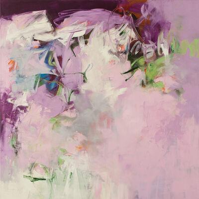 Karen Scharer, 'Maybe Lilacs', 2019
