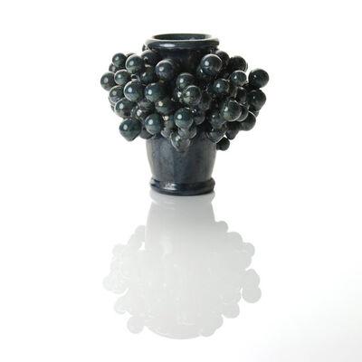 Kate Malone, 'Small Black Atomic Vase', 2015