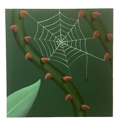 John Garrett Slaby, 'Untitled (Small Web)', 2018