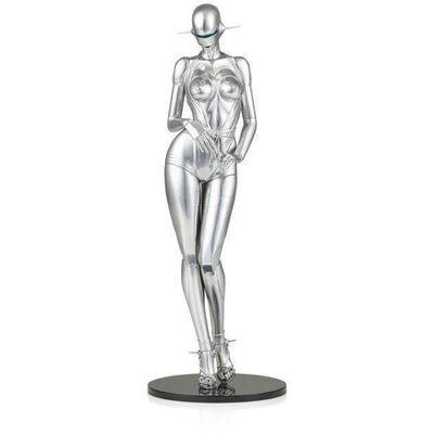 Hajime Sorayama, 'Sexy Robot Standing Model A ', 2015