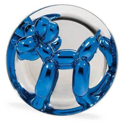 Jeff Koons, 'Ballon Dog Blue', 2002