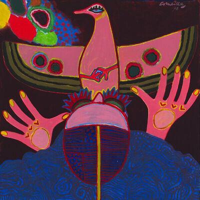 Corneille, 'L'oiseau du temps', 1978
