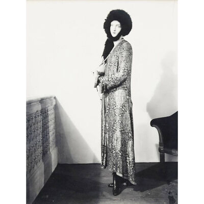 Man Ray, 'Manikin', ca. 1970
