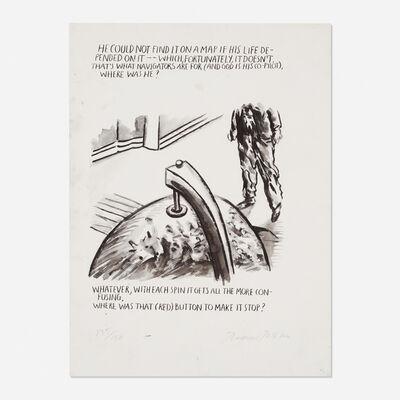 Raymond Pettibon, 'Untitled (He Could Not...)', 2008