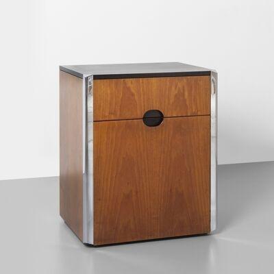 Luigi Caccia Dominioni, 'A cabinet of the series 'MB3' for AZUCENA', 1961