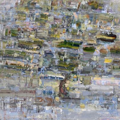 Eric Olsen, 'Blue Shade', 2019