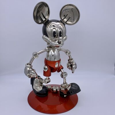 Hajime Sorayama, 'Future Mickey (Coloured)', 2005