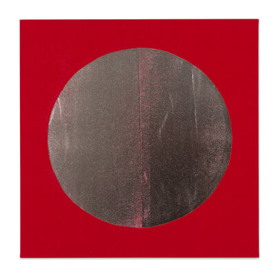 Chad Kouri, 'Reflection Pool Red (2x2)', 2021