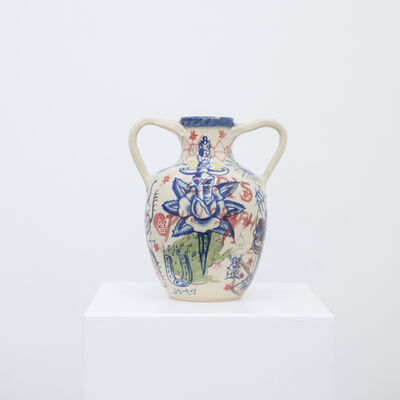 Adam Shrewsbury, 'Arhat Vase (with handles)', 2020