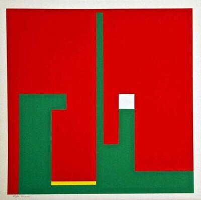 Bruno Munari, 'Structure', 1962