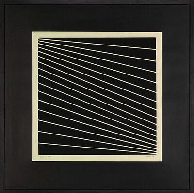 Luiz Sacilotto, 'Untitled', 1977