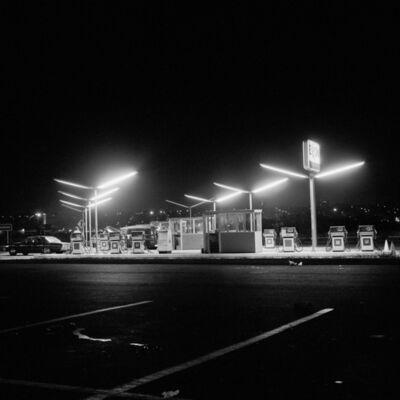 Peter Hujar, 'Gas Station', 1976