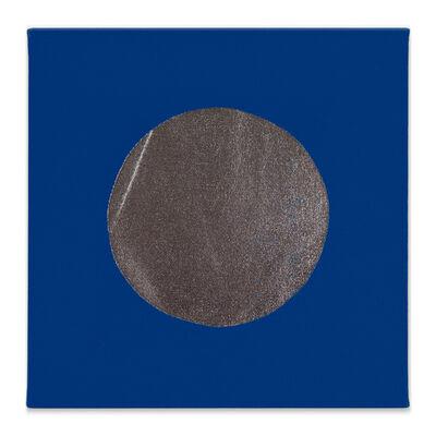 Chad Kouri, 'Reflection Pool Blue (1x1)', 2021