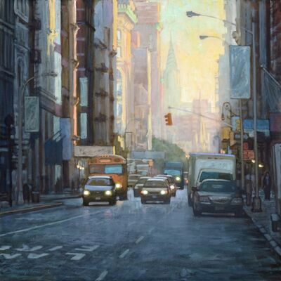 Paul Schulenburg, 'Soho Morning 2'
