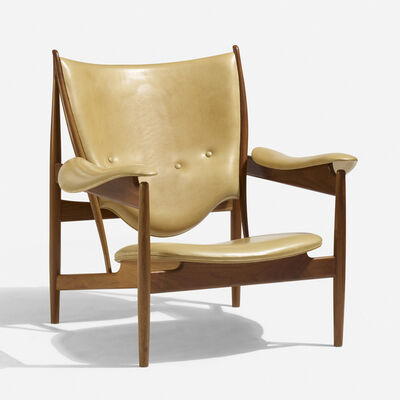 Finn Juhl, 'Chieftain lounge chair', 1949