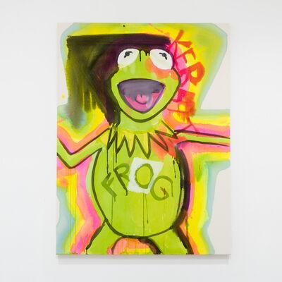 Liz Markus, 'Kermit Frog', 2020