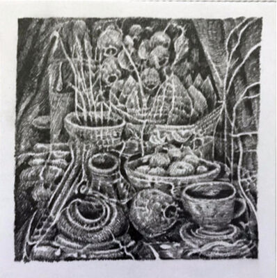 David Welker, 'The Witch's Flower Tea'