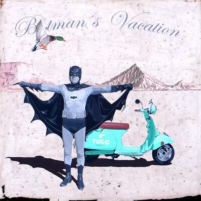 Pablo Maeso, 'Batman's Vacation', 2018