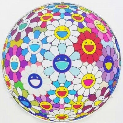 Takashi Murakami, 'Flower Ball (Sequoia Sempervirens)', 2013