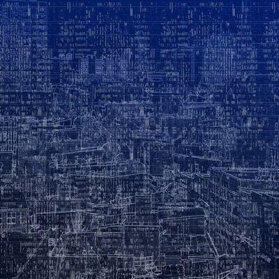 Shuli Sade, 'MetroCryptogram 3', 2014