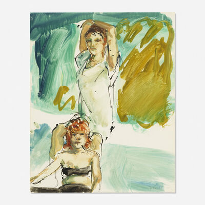 Eric Fischl, 'Untitled', 1985