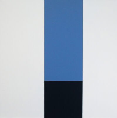Martha Groome, 'Blue In A Box', 2012