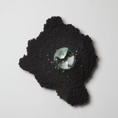 Chen Chen and Kai Williams, 'Studded Quartz Caviar Sconce', 2018