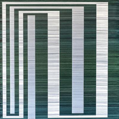 Erik Spehn, 'Bandwidth Painting (Invidia)', 2019
