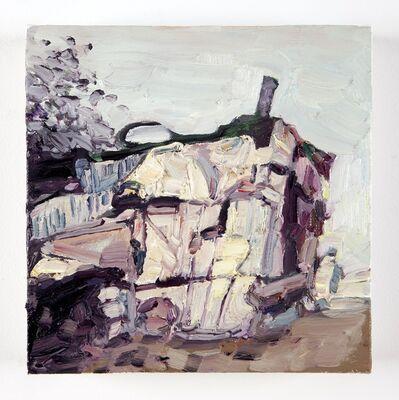 Hung Liu, 'Duster Shack 1', 2019
