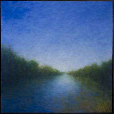 Victoria Veedell, 'Late Afternoon (Elkhorn)', Contemporary