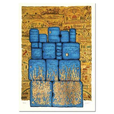 Moshe Castel, 'Hakotel', 1995-2010