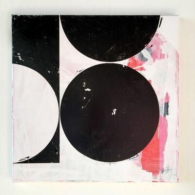 Loes Koomen, 'Tell Me Lies (black)', 2018