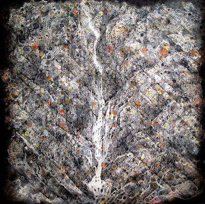 Wucius Wong, 'Heart of Autumn #4', 1999