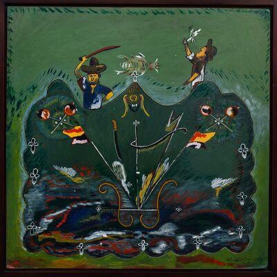 Felix Lafortune, 'Voodoo Symbols', 1978-1980