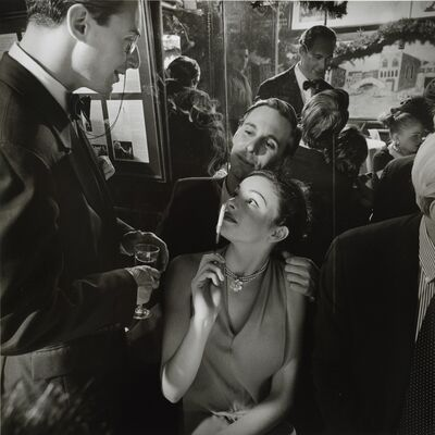 Larry Fink, 'The Runway Photos', 1998