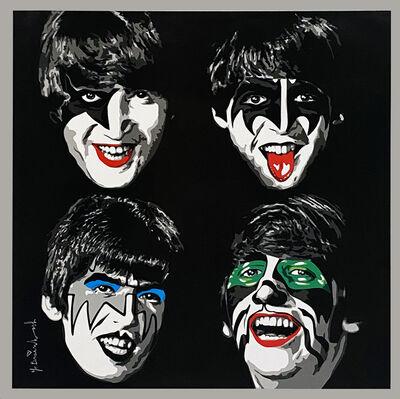Mr. Brainwash, ''The Beatles as KISS'', 2010