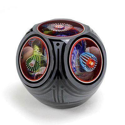 Wes Hunting, 'Opal Optical Sphere', 2019