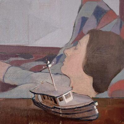Hiroshi Sato, 'Ship Pillow', 2018