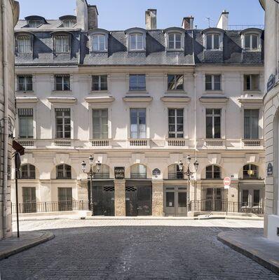 Jean-Christophe BALLOT, 'Palais Royal, rue de Beaujolais', 2020