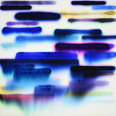 Jaq Chartier, 'Strands (Purples & Blues)', 2017